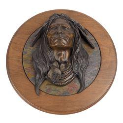 Dan Garrett | Indian Warrior #1