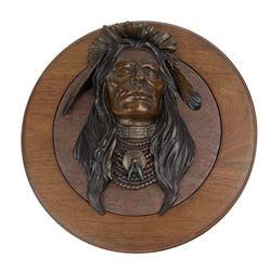 Dan Garrett | Indian Warrior #2