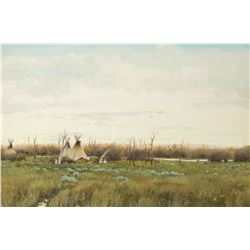 Russell Ricks | Willow Wood and Brush