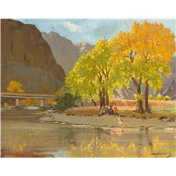 Odon Hullenkremer | Chama River