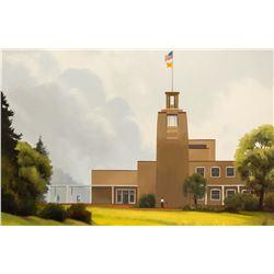 Wilson Hurley | Modern Bataan Memorial Building, Santa Fe