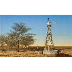 Walt Johnston | Windmill and Tank