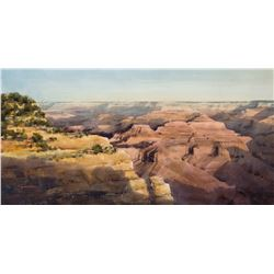 Spike Ress | Morning Shadows in the Grand Canyon