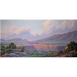 Kenny McKenna | Rio Grande Gorge Looking North