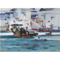 Robert E. Wood   Harbor Life, Hong Kong