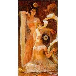 Zhiwei Tu   Tang Dynasty Dancers