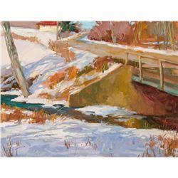 Mimi Litschauer   Water Under the Bridge