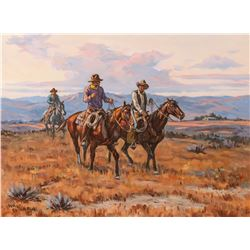 Walt LaRue   Riders of the K Bar