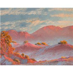John Hilton   Morning on the Dunes