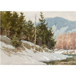 Lowell Ellsworth Smith   Cold Bend Creek