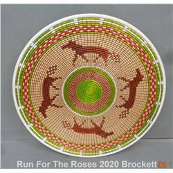 Run for the Roses, by Jeff Brockett, Buzzard's Roost Studio