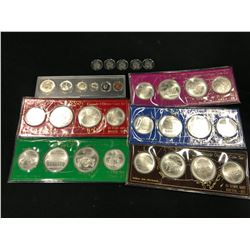ASSORTED COMMEMORATIVE CANADIAN CURRENCY INC. OLYMPICS, 1867-1967 COMMEMORATIVE AND MORE