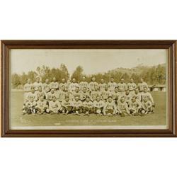 1923 Chicago Cubs Panoramic Photograph