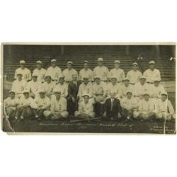 1931 Philadelphia Athletics Panoramic Photograph