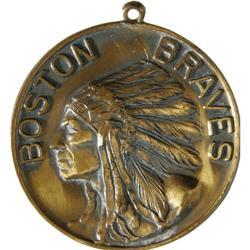 1930 Boston Braves Season Pass