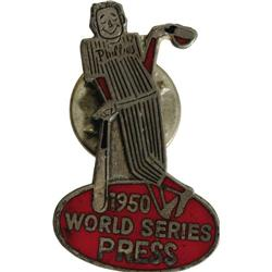 1950 World Series (Philadelphia Phillies) Press