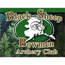 Blacksheep Bowmen Archery Club Membership