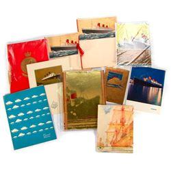 Ocean Liner Memorabilia