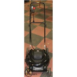 JOBMATE ELECTRIC LAWNMOWER