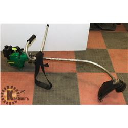 GAS POWERED WEEDEATER - WEEDEATER