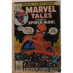 Spider-Man used Marvel Volume 1 #91 May 1978 - bande dessinée usagée