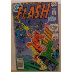 Very Old Used DC Flash Volume 31 #272 April 1979 - bande dessinée usagée très vieille