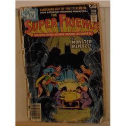 VERY OLD Used DC Comics Super Friends #10 Feb/Mar 1978 as is - bande dessinée très vieille usagée
