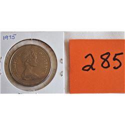 CANADA DOLLAR COIN - 1975