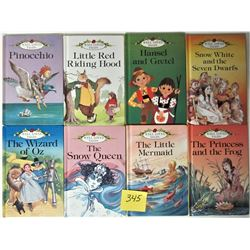 LOT 8 1980'S LADYBIRD BOOKS - WELL LOVED TALES