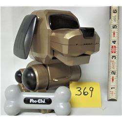 "1999 SEGA TIGER ELECTRONICS BATTERY OPERATED ""POO-CHI"" VIRTUAL PET"