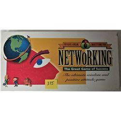 1993 NETWORKING - BOARD GAME