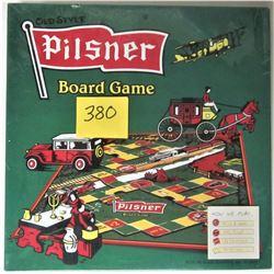 NEW SEALED PILSNER BOARD GAME