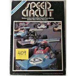 "1977 AVALON HILL BOOKSHELF GAME ""SPEED CIRCUIT"""
