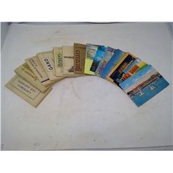 LOT OF OLD POST CARDS