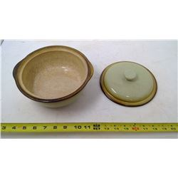 MEDALTA CASSEROLE WITH LID