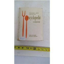CULINARY ARTS INSTITUTE COOKBOOK 1970