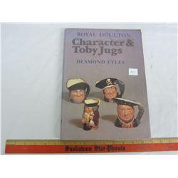 Doulton Character and Toby jug book