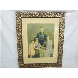 George the 6th Royal family picture 1939