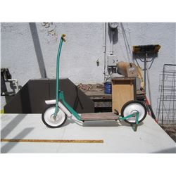 1960's Kid's scooter original condition