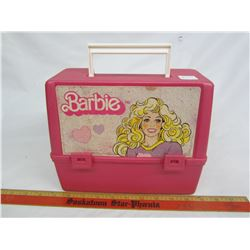 Barbie lunch box thermos