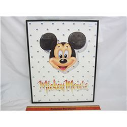 Vintage Mickey Mouse picture