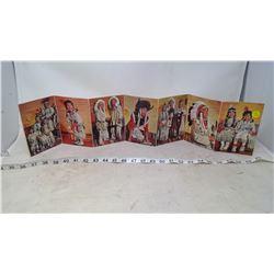 Indigenous Photographed Postcards