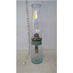 White Flame Lamp