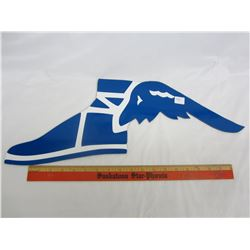 GOODYEAR WING SIGN (PLASTIC)