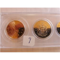 Uncirculated Canada Coin Set - 1994