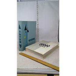 Totem 1958-59 Yearbooks