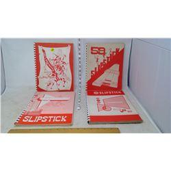 UBC Engineers Slapstick Yearbooks 1958-61