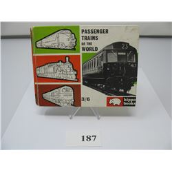 PASSENGER TRAINS of the WORLD - Small Book
