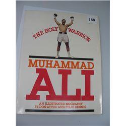 MUHAMMAD ALI - Illustrated Biography