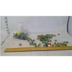 2 Sets of Marbles